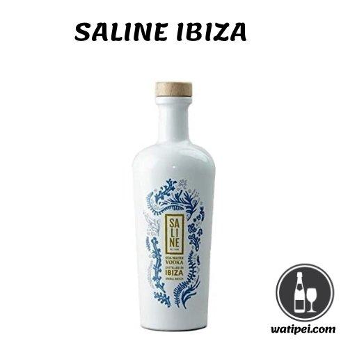 10. Vodka Saline Ibiza Sea Water
