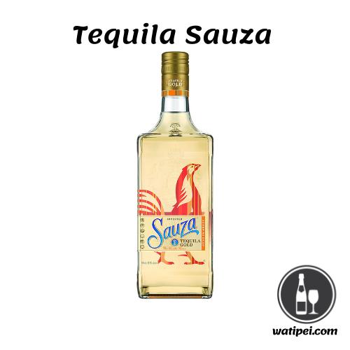 8. Tequila Sauza - Sauza Extra Gold