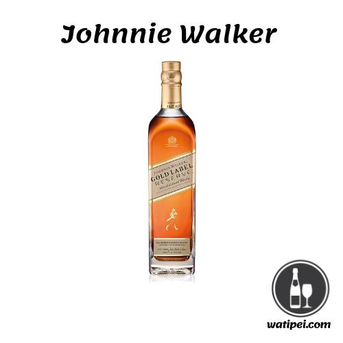 8. Johnnie Walker Gold Whisky Escocés