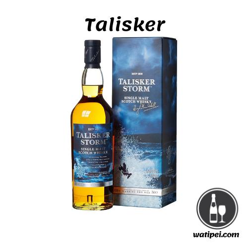 7. Talisker Storm Whisky Escocés