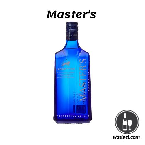 7. Gin Master's