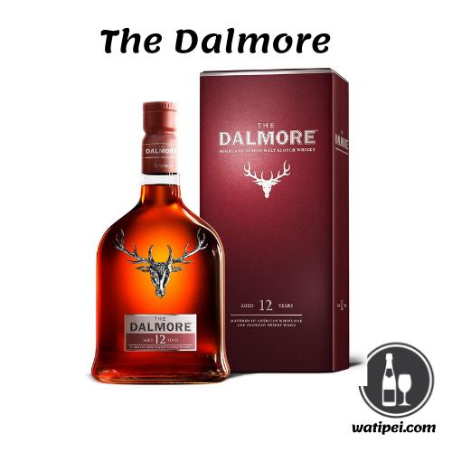 4. The Dalmore 12 - Whisky de Malta Escocés