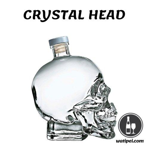1. Vodka Crystal Head