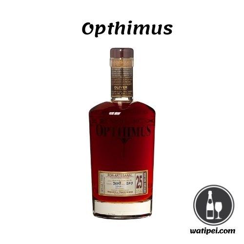 7. Ron Opthimus de la República Dominicana