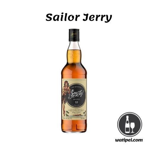 6. Sailor Jerry de Islas Vírgenes de los EEUU