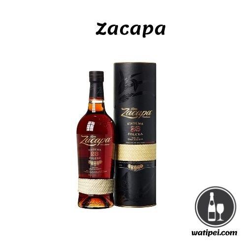 El mejor ron del mundo Zacapa