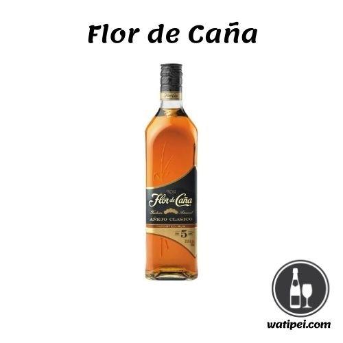 3. Ron Flor de Caña