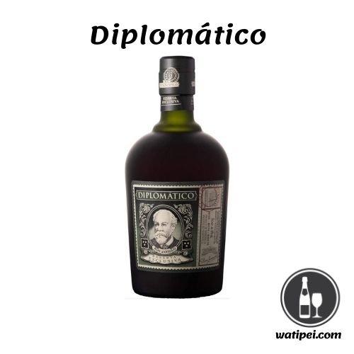 5.  Ron Diplomático