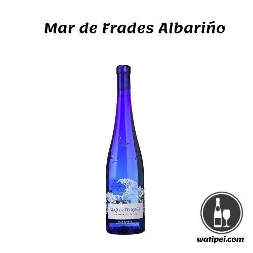 3. Mar de Frades Albariño Vino Rías Baixas, 750ml