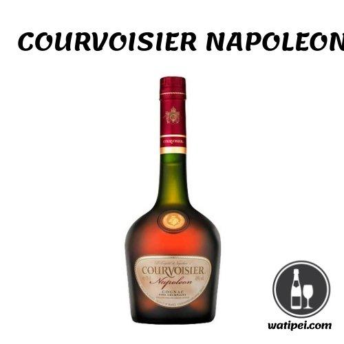3. Courvoisier VSOP Old Liqueur Cognac