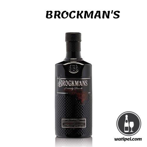4.  Brockman's ginebra botella 70 cl