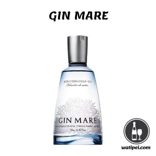 1. Gin Mare - Ginebra Premium Mediterránea con Botánicos Naturales, Botella de 700 ml