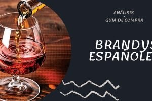 Mejores coñacs (brandys) españoles