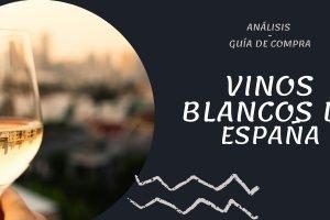 Los mejores vinos blancos de España