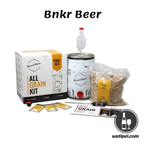 2. Brew&Share   kit iniciación cerveza artesanal